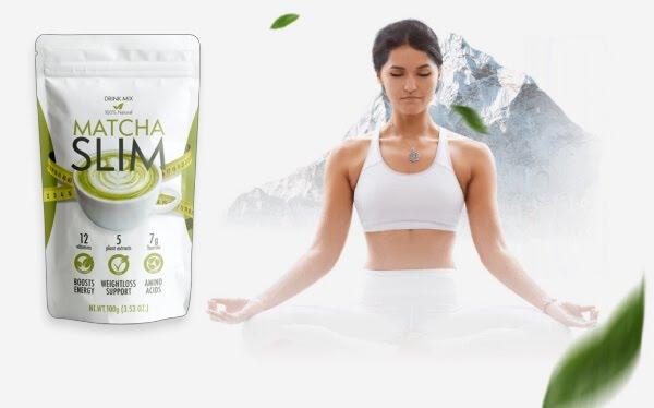 Matcha Slim - was sind seine Vorteile und Wirkungen